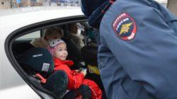В Кузнецке проводится профилактическое мероприятие «Автокресло – детям!»